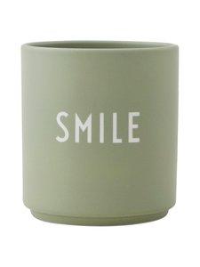 Design Letters - Favourite-muki, Smile - VIHREÄ | Stockmann