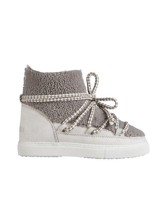 INUIKII - Sneaker Curly -nahkanilkkurit - TAUPE | Stockmann - photo 1