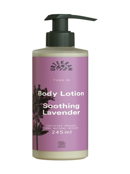 Urtekram - Soothing Lavender Body Lotion -vartalovoide 245 ml - NOCOL | Stockmann - photo 1