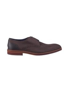 Ted Baker London - Eizzg Derby Shoe -nahkakengät - 25 BROWN | Stockmann