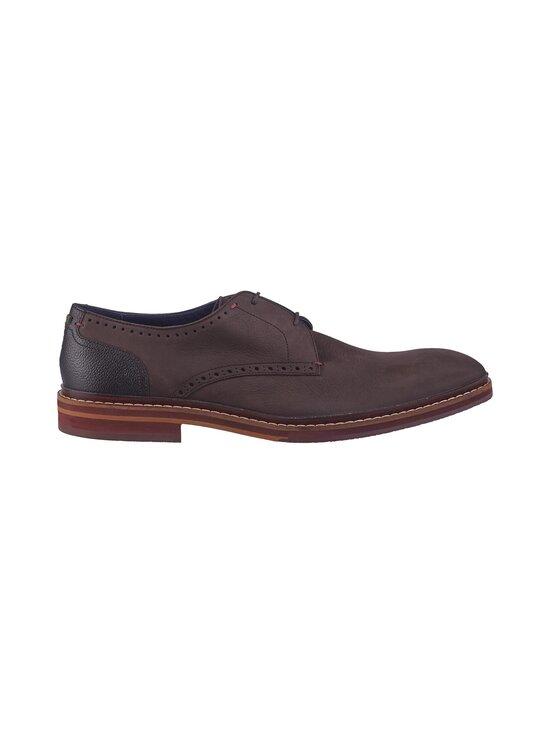 Ted Baker London - Eizzg Derby Shoe -nahkakengät - 25 BROWN   Stockmann - photo 1