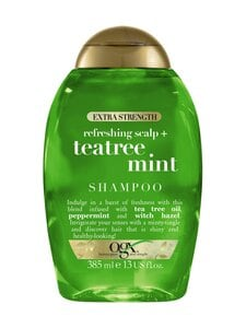 ogx - OGX Teatree X-Str Shampoo -shampoo 385 ml | Stockmann