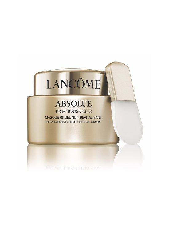 Lancôme - Absolue Precious Cells Revitalizing Night Ritual Mask -yönaamio 75 ml | Stockmann - photo 1