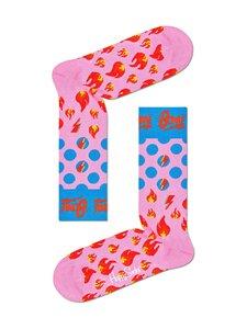 Happy Socks - Aladdin Sane -sukat - 3300-PINK | Stockmann