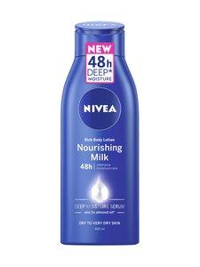 NIVEA - Rich Nourishing Body Milk -vartaloemulsio 400 ml | Stockmann