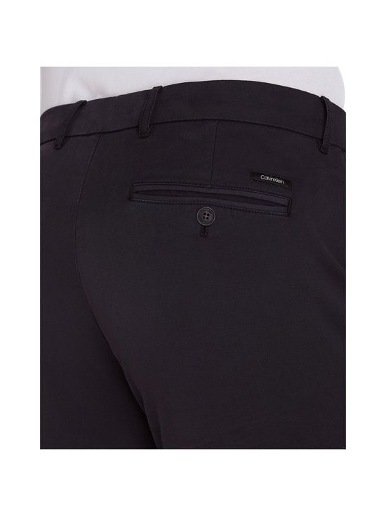Calvin Klein Menswear - Slim Fit Garment Dye Chino -housut - DW4 CALVIN NAVY | Stockmann - photo 6