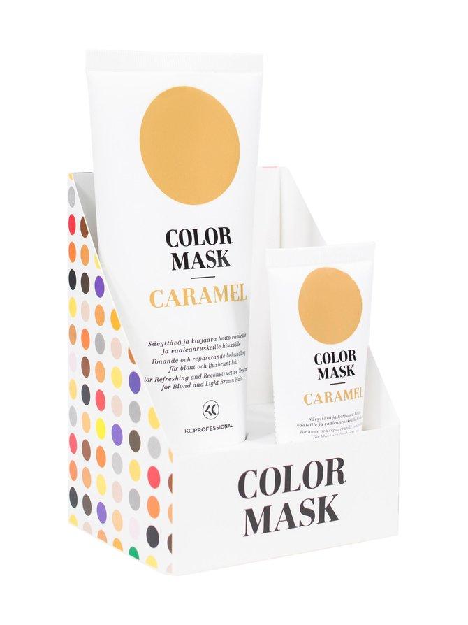 Color Mask Pearl Duo -sävyttävä tehohoito 200 + 40 ml