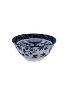 Tokyo Design Studio - Gingko-kulho ø 14,8 cm - BLUE/WHITE | Stockmann