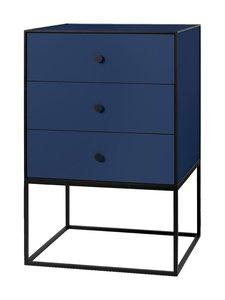 By Lassen - Frame Sideboard 49 -sivupöytä - DARK BLUE | Stockmann