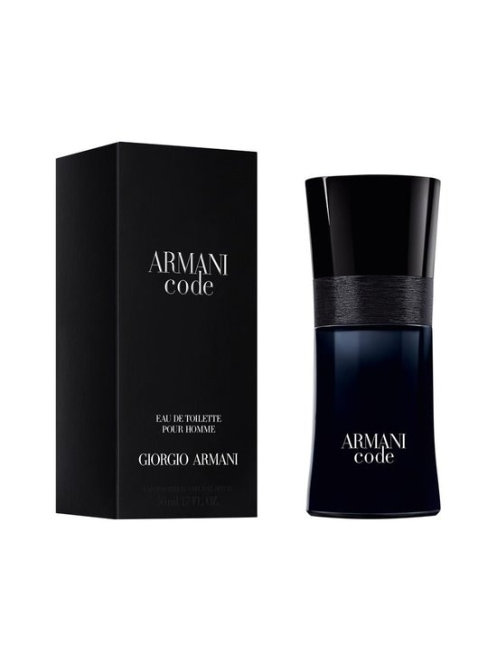 Armani - Black Code EdT -tuoksu - null | Stockmann - photo 4