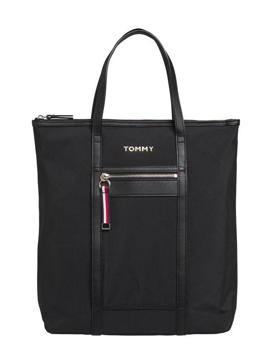 Tommy Hilfiger - Nylon Tote -laukku - BDS BLACK | Stockmann - photo 1