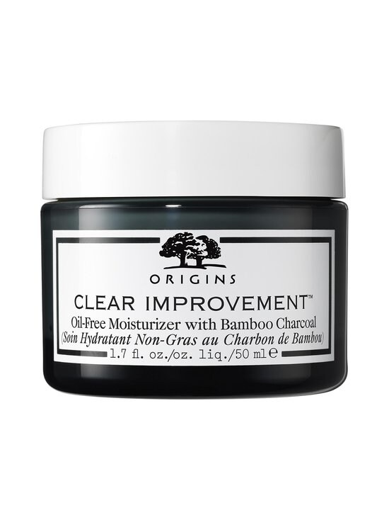 Origins - Clear Improvement™ Pore Clearing Moisturizer With Bamboo Charcoal -kosteusvoide 50 ml - NOCOL | Stockmann - photo 1