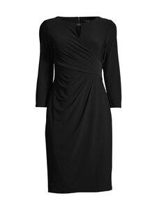 Lauren Ralph Lauren - CARLONDA-pitkähihainen mekko - 002 BLACK | Stockmann