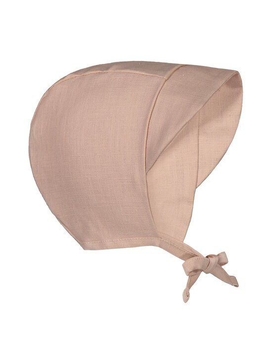 KAIKO - Baby Bonnet -pellavalakki - D0 DUSTY PINK | Stockmann - photo 1