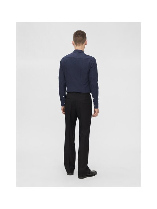 J.Lindeberg - Light Flannel Slim Shirt -flanellipaita - 6855 JL NAVY | Stockmann - photo 4