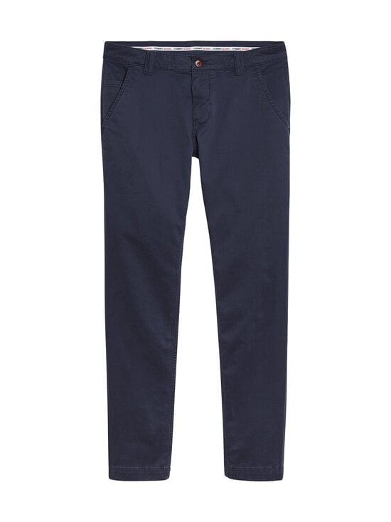 Tommy Jeans - SCANTON CHINO -housut - C87 TWILIGHT NAVY | Stockmann - photo 1