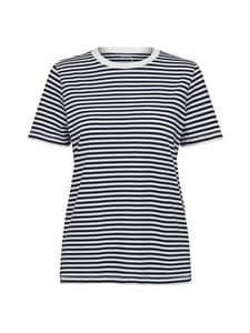 Selected - SlfMy Perfect SS Tee Box Cut -paita - MARITIME BLUE | Stockmann
