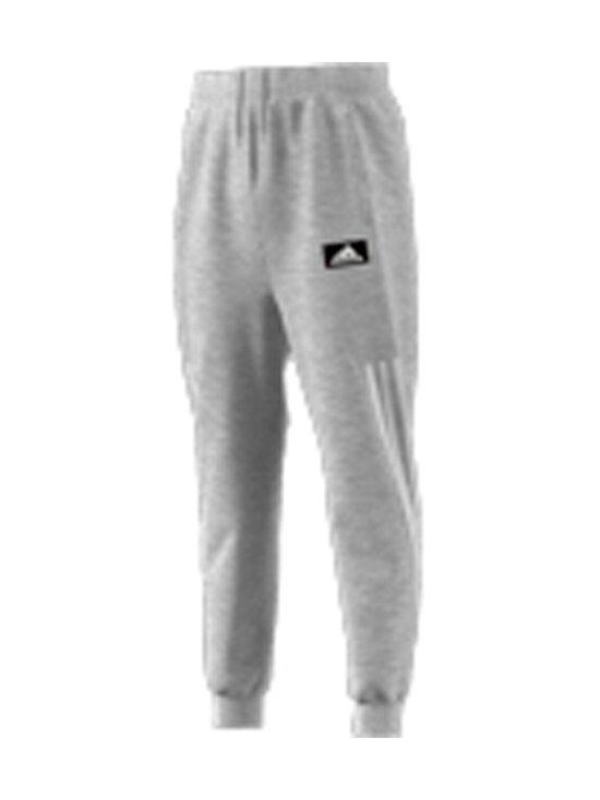 adidas Performance - B Tap Basic Pant -housut - MGREYH/WHITE   Stockmann - photo 3
