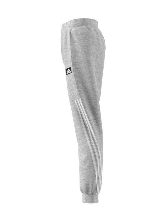 adidas Performance - B Tap Basic Pant -housut - MGREYH/WHITE   Stockmann - photo 4