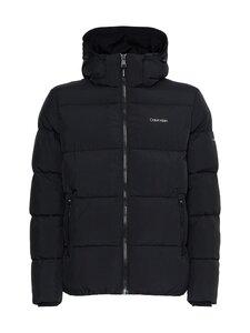 Calvin Klein Menswear - Crinkle Nylon Puffa Jacket -takki - BEH CK BLACK | Stockmann
