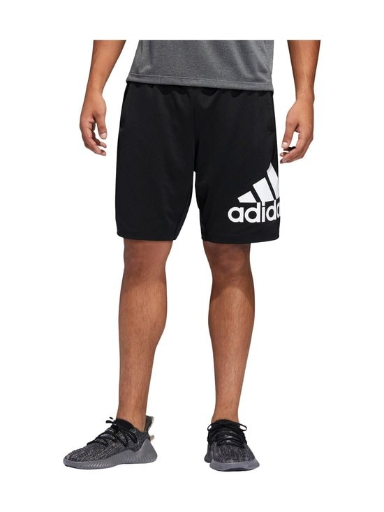 adidas Performance - 4KRFT Sport Badge of Sport Shorts -shortsit - BLACK | Stockmann - photo 2