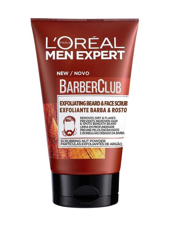 L'ORÉAL MEN EXPERT - Men Expert Barber Club Facial Scrub -kuorintavoide - NOCOL | Stockmann - photo 1