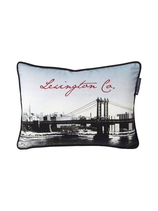 Lexington - Bridge-tyynynpäällinen 30 x 40 cm - BLACK/WHITE (MUSTAVALKOINEN) | Stockmann - photo 1