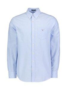 GANT - Oxford Regular -kauluspaita - CAPRI BLUE   Stockmann