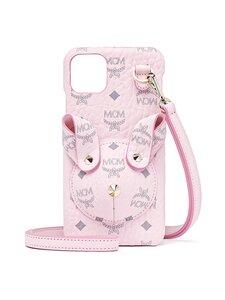 MCM - Rabbit iPhone 11 Pro Max Case in Visetos -puhelinkotelo - QH POWDER PINK | Stockmann