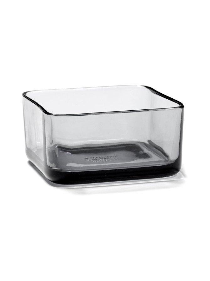 Heii Bowl Square -lasikulho 12 x 12 cm