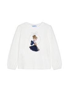 Mayoral - Doll diamond bow -pitkähihainen paita - NAVY 79 | Stockmann