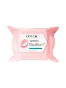 L'Oréal Paris - Rare Flowers -puhdistusliinat normaalille ja sekaiholle 25 kpl - null   Stockmann