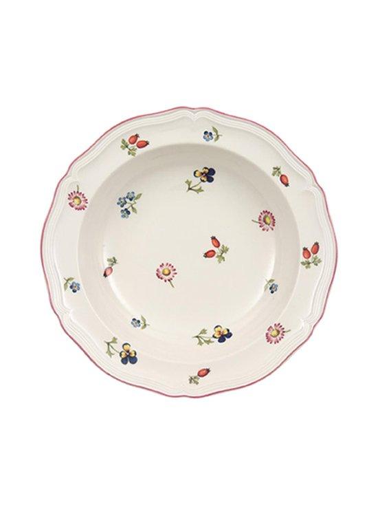Petite Fleur -syvä lautanen ø 23 cm