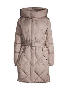 Lauren Ralph Lauren - Down Coat With Belt -untuvatakki - 2WMK TAUPE | Stockmann