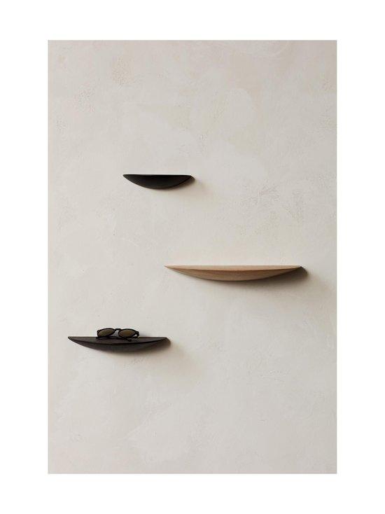 Menu - Gridy Fungi Shelf Small -hylly - BLACK OAK | Stockmann - photo 2