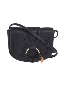 See By Chloe - Hana Shoulder Bag Mini -nahkalaukku - BLACK 001 | Stockmann