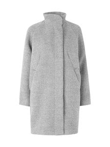 Samsoe & Samsoe - Hoffa-takki - LIGHT GREY MEL | Stockmann