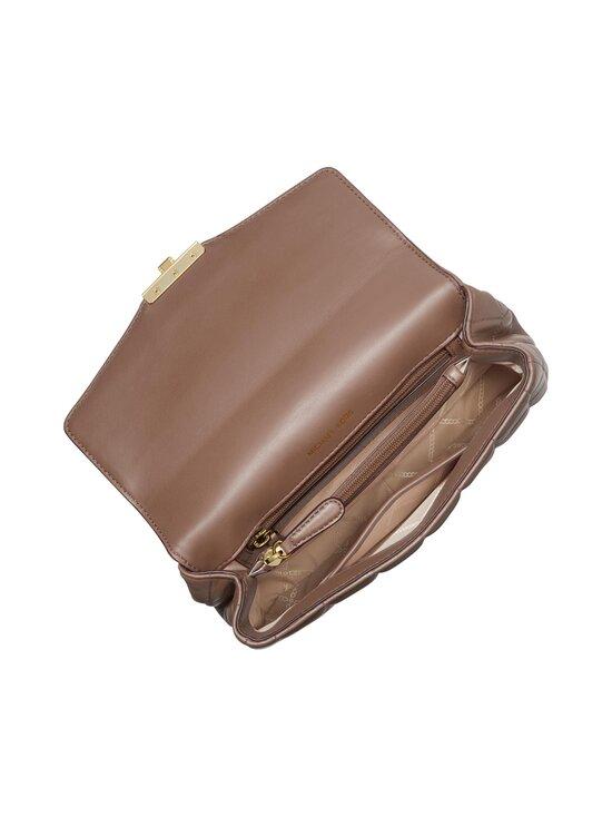 Michael Michael Kors - Soho Large Quilted Leather Shoulder Bag -nahkalaukku - 244 DARK FAWN   Stockmann - photo 3