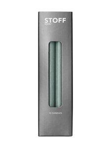 STOFF Nagel - Kynttilä 180 mm, 12 kpl - LIGHT GREEN | Stockmann