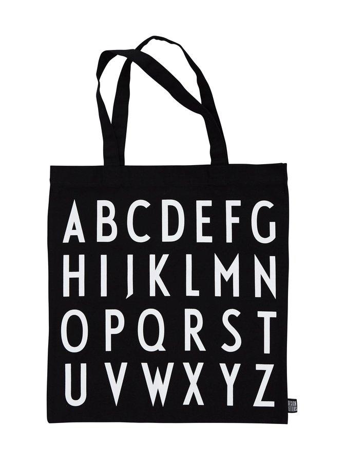 Tote Bag (ABC) -kangaskassi
