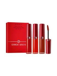 Armani - Lip Maestro Kit Red -tuotepakkaus 3 x 4 ml - null | Stockmann