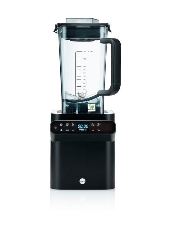 Wilfa - BPFD-1680MB Power Fuel Digital -tehosekoitin - MATT BLACK | Stockmann - photo 1