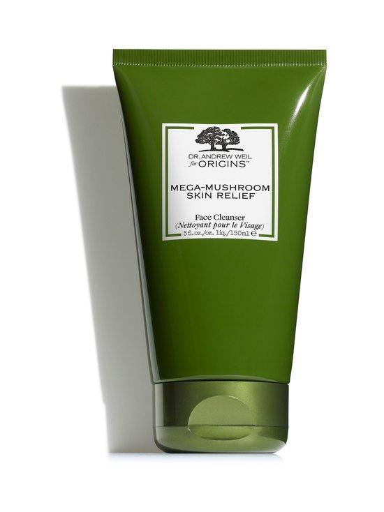 Origins - Dr. Weil Mega-Mushroom Skin Relief Face Cleanser -puhdistustuote 150 ml - null | Stockmann - photo 1