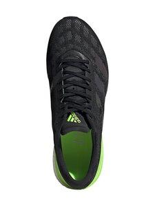 adidas Performance - M Adizero Boston 9 -juoksukengät - CBLACK/CBLACK/SIGPNK | Stockmann