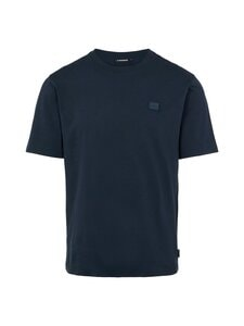 J.Lindeberg - Dale Logo Patch T-shirt -paita - 6855 JL NAVY | Stockmann