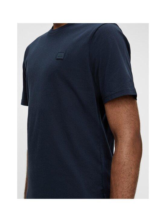 J.Lindeberg - Dale Logo Patch T-shirt -paita - 6855 JL NAVY | Stockmann - photo 6