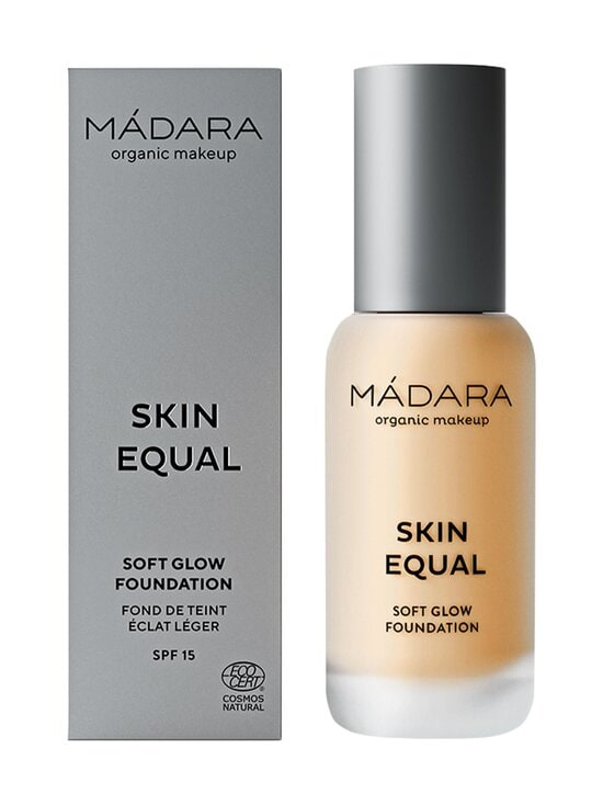 Madara - Skin Equal Foundation -meikkivoide 30 ml - 40 SAND | Stockmann - photo 1