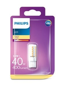 Philips - LED 3,2W (40W) G9 -lamppu - WHITE | Stockmann