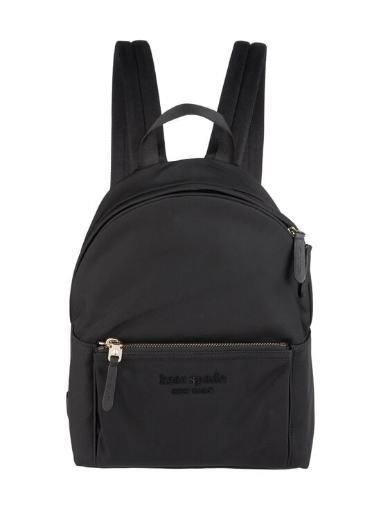 kate spade new york - Nylon City Pack Medium Backpack -reppu - 001U BLACK | Stockmann - photo 1