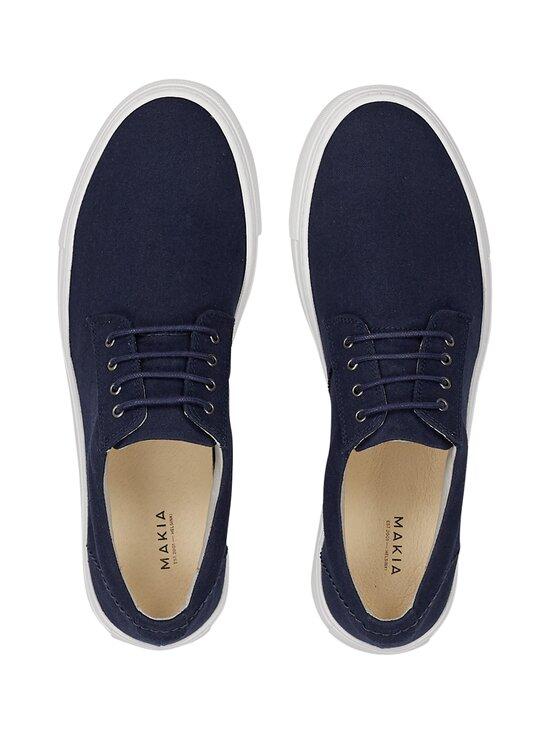 Makia - Corner Canvas -sneakerit - 661 DK BLUE | Stockmann - photo 2